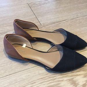 Marona two toned Flat- worn once!